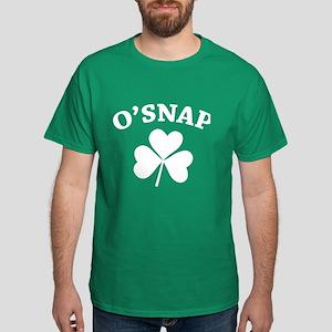 O'SNAP Dark T-Shirt