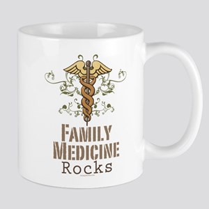 FamilyMedSpecRock Mugs