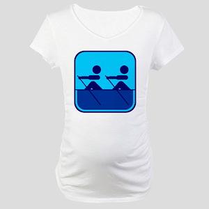 Rudern Maternity T-Shirt