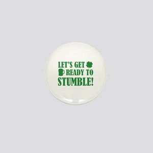 Let's get ready to stumble! Mini Button