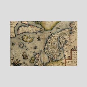 pe, 1570 - Rectangle Magnet