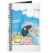 Happy Birthday to Ewe! Journal