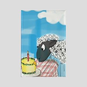 Happy Birthday to Ewe! Rectangle Magnet