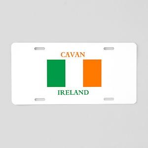 Cavan Ireland Aluminum License Plate