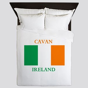 Cavan Ireland Queen Duvet