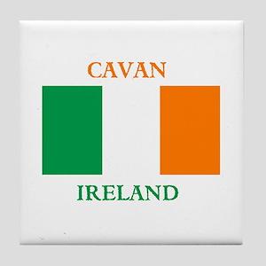 Cavan Ireland Tile Coaster