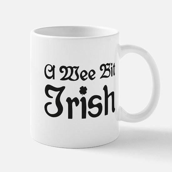 A Wee Bit Irish Mug
