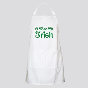 A Wee Bit Irish Apron