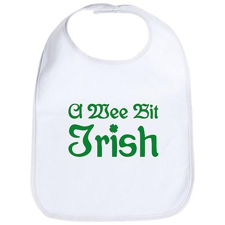 A Wee Bit Irish Bib