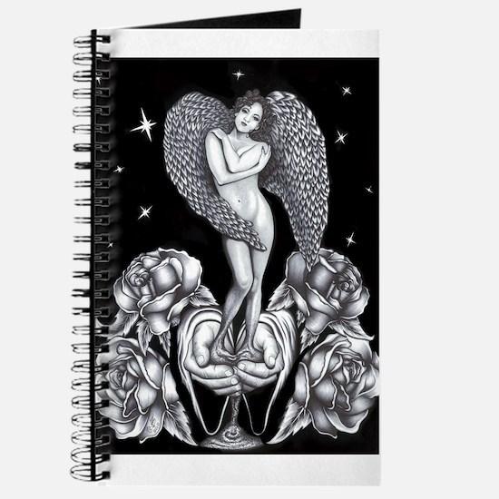 Angel in Gods Hands Journal