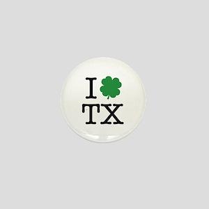 I Shamrock TX Mini Button