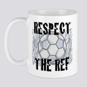 Respect the Soccer Ref Mug