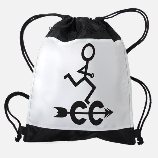 Cross Country CC Drawstring Bag