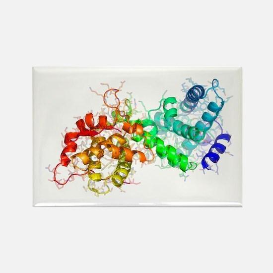 mour suppressor - Rectangle Magnet (10 pk)