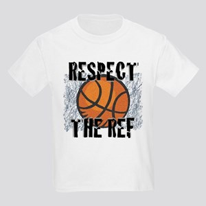 Respect the Basketball Ref Kids T-Shirt