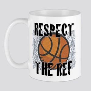 Respect the Basketball Ref Mug