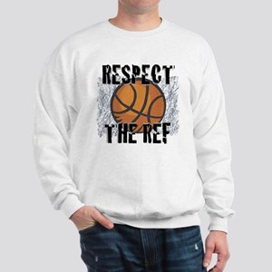 Respect the Basketball Ref Sweatshirt
