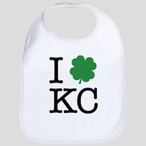 I Shamrock KC Bib