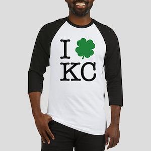 I Shamrock KC Baseball Jersey
