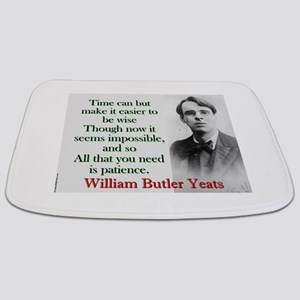 Time Can Make It Easier - Yeats Bathmat
