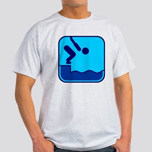 Schwimmen T-Shirt