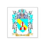 Band Square Sticker 3