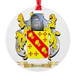 Bancroft Round Ornament