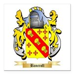 Bancroft Square Car Magnet 3