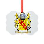 Bancroft Picture Ornament
