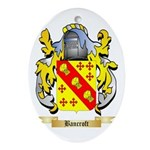 Bancroft Ornament (Oval)