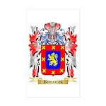 Banaszczyk Sticker (Rectangle 50 pk)