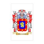 Banasevich Sticker (Rectangle)