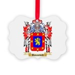 Banasevich Picture Ornament