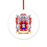 Banasevich Ornament (Round)