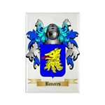 Banares Rectangle Magnet (10 pack)