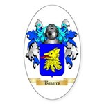 Banares Sticker (Oval 10 pk)
