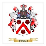 Banahan Square Car Magnet 3