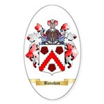 Banahan Sticker (Oval 50 pk)