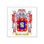 Banach Square Sticker 3