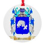 Bampton Round Ornament