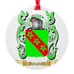 Bampfield Round Ornament