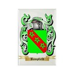 Bampfield Rectangle Magnet (100 pack)