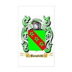 Bampfield Sticker (Rectangle)