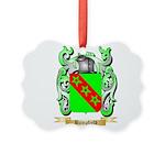 Bampfield Picture Ornament