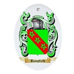 Bampfield Ornament (Oval)