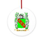 Bampfield Ornament (Round)