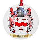 Bamford Round Ornament