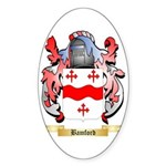 Bamford Sticker (Oval 10 pk)