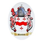 Bamford Ornament (Oval)