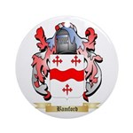 Bamford Ornament (Round)